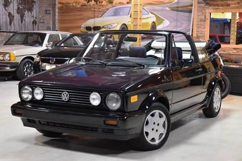 1991 Volkswagen Cabriolet for sale in Summit, IL