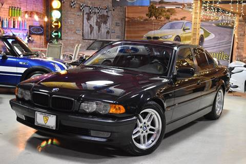 2000 BMW 7 Series for sale at Chicago Cars US in Summit IL