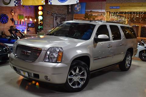 2013 GMC Yukon XL for sale at Chicago Cars US in Summit IL