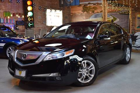 2010 Acura TL for sale at Chicago Cars US in Summit IL