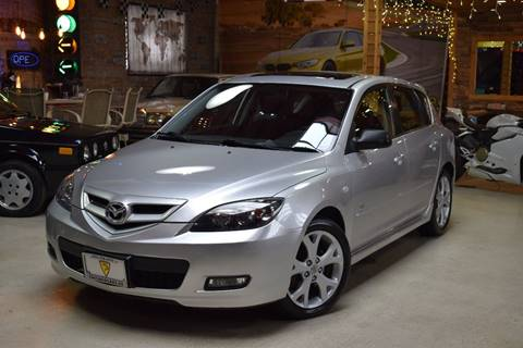 2007 Mazda MAZDA3 for sale at Chicago Cars US in Summit IL