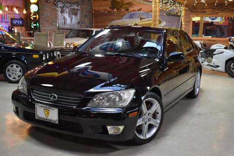 2001 Lexus IS 300 for sale at Chicago Cars US in Summit IL
