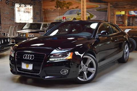2009 Audi A5 for sale at Chicago Cars US in Summit IL
