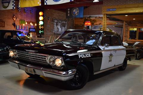1962 Chevrolet Impala Limited Police for sale in Summit, IL