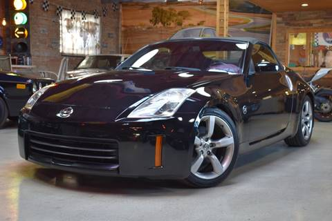 2007 Nissan 350Z for sale at Chicago Cars US in Summit IL