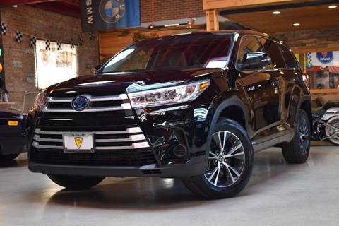 2018 Toyota Highlander Hybrid for sale at Chicago Cars US in Summit IL