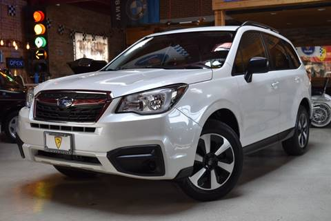 2017 Subaru Forester for sale at Chicago Cars US in Summit IL