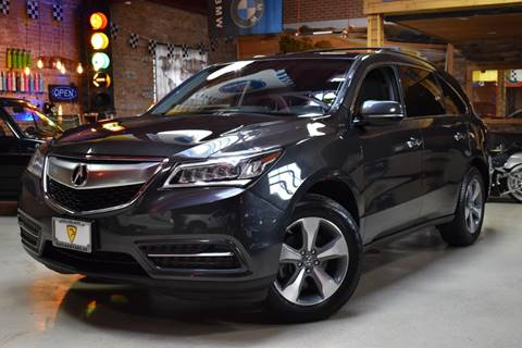 2014 Acura MDX for sale at Chicago Cars US in Summit IL