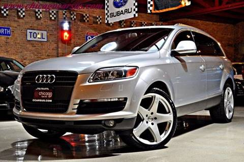2007 Audi Q7 for sale at Chicago Cars US in Summit IL