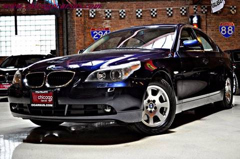 2004 BMW 5 Series for sale at Chicago Cars US in Summit IL