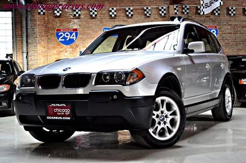 2004 BMW X3 for sale at Chicago Cars US in Summit IL