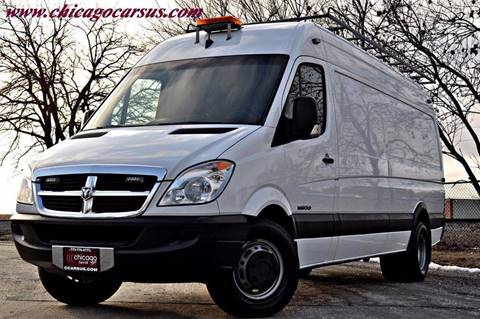 2008 Dodge Sprinter Cargo for sale at Chicago Cars US in Summit IL