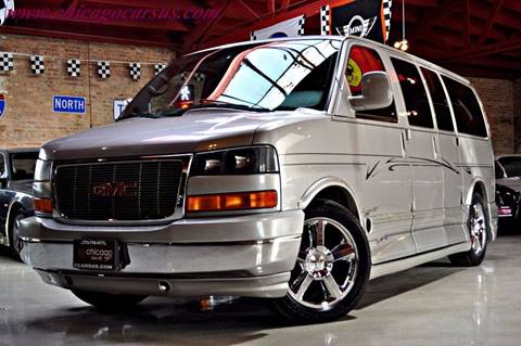 2005 GMC Savana Cargo for sale at Chicago Cars US in Summit IL