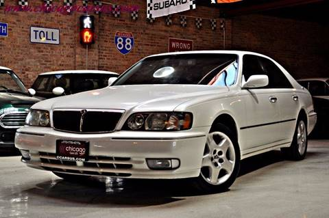 1999 Infiniti Q45 for sale at Chicago Cars US in Summit IL