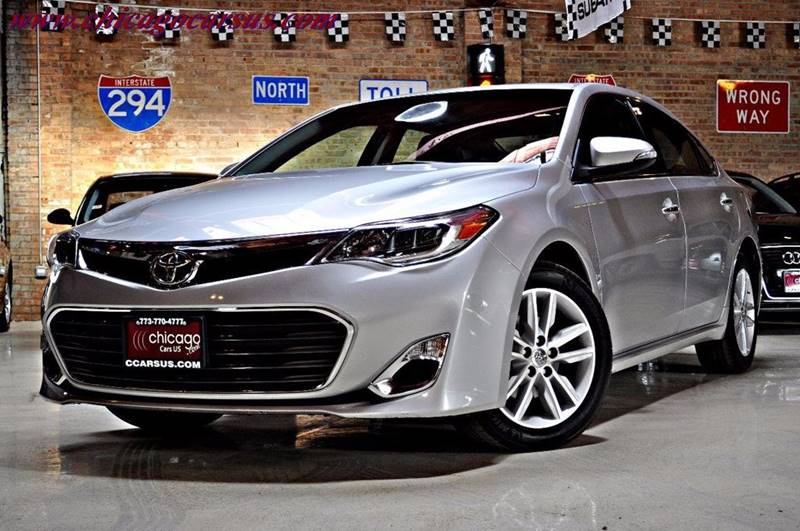 2013 toyota avalon xle touring 4dr sedan in summit il chicago cars us. Black Bedroom Furniture Sets. Home Design Ideas