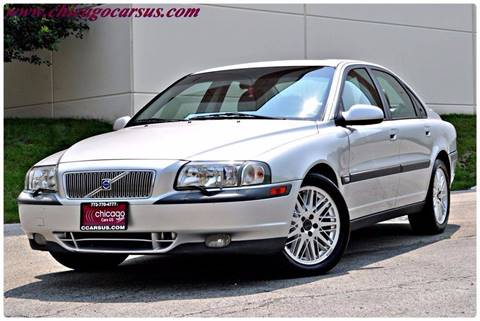 2001 Volvo S80 for sale at Chicago Cars US in Summit IL