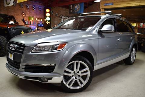 2008 Audi Q7 for sale at Chicago Cars US in Summit IL