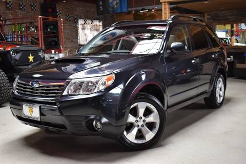 2010 Subaru Forester for sale at Chicago Cars US in Summit IL