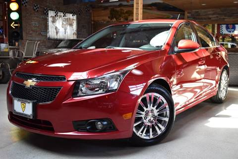 2013 Chevrolet Cruze for sale at Chicago Cars US in Summit IL