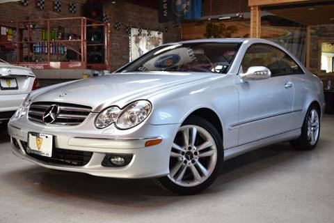 2008 Mercedes-Benz CLK for sale at Chicago Cars US in Summit IL