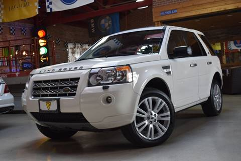 2009 Land Rover LR2 for sale at Chicago Cars US in Summit IL