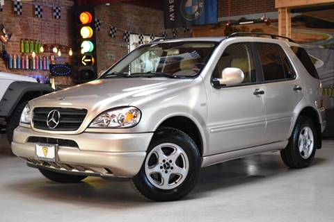 2001 Mercedes-Benz M-Class for sale at Chicago Cars US in Summit IL