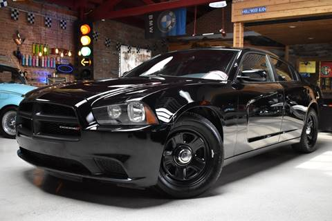 2013 Dodge Charger for sale at Chicago Cars US in Summit IL