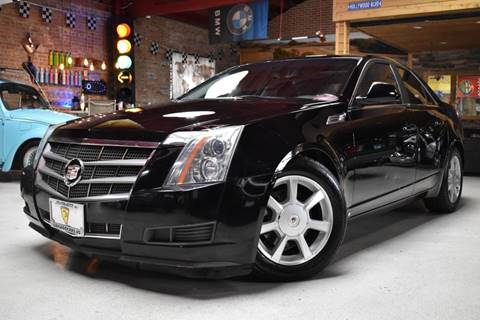 2009 Cadillac CTS for sale at Chicago Cars US in Summit IL