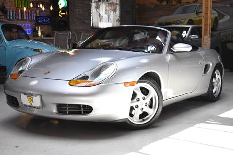 1998 Porsche Boxster for sale in Summit, IL