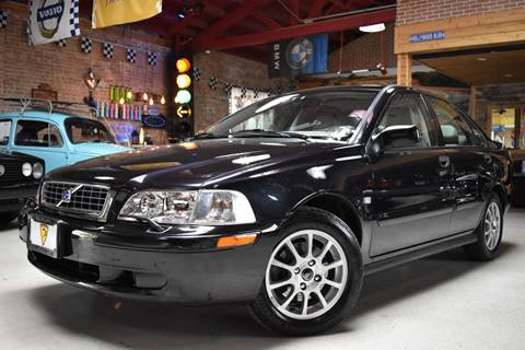 2004 Volvo S40 for sale at Chicago Cars US in Summit IL