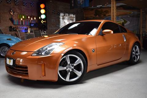 2006 Nissan 350Z for sale at Chicago Cars US in Summit IL