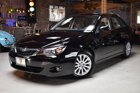 2008 Subaru Impreza for sale at Chicago Cars US in Summit IL