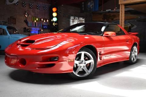 2001 Pontiac Firebird for sale in Summit, IL