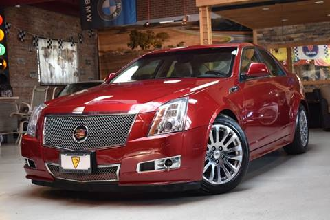 2011 Cadillac CTS for sale at Chicago Cars US in Summit IL