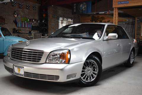 2005 Cadillac DeVille for sale at Chicago Cars US in Summit IL