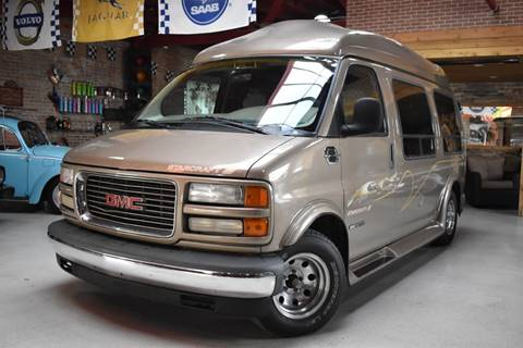 1997 GMC Savana for sale at Chicago Cars US in Summit IL
