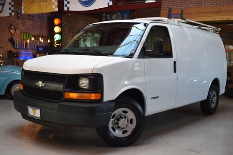 2005 Chevrolet Express Cargo for sale at Chicago Cars US in Summit IL