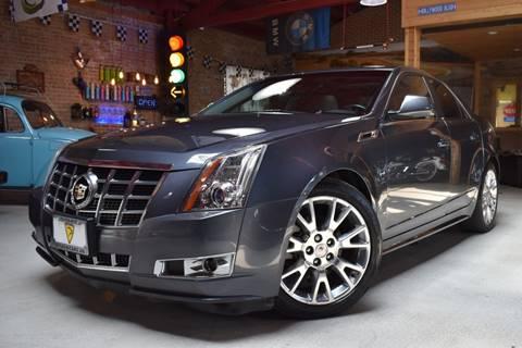2012 Cadillac CTS for sale at Chicago Cars US in Summit IL