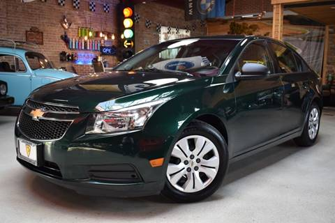 2014 Chevrolet Cruze for sale at Chicago Cars US in Summit IL