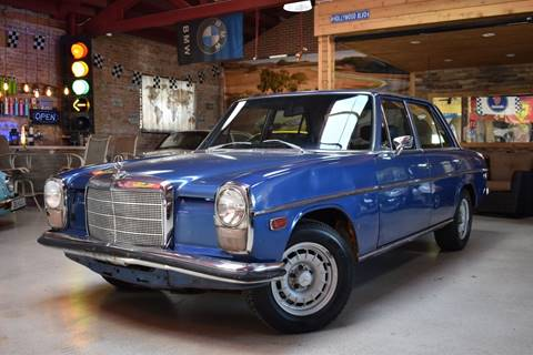 1970 Mercedes-Benz 300-Class for sale at Chicago Cars US in Summit IL