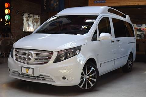 2016 Mercedes-Benz Metris for sale in Summit, IL