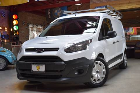 2014 Ford Transit Connect Cargo for sale at Chicago Cars US in Summit IL