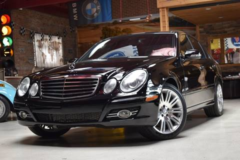 2009 Mercedes-Benz E-Class for sale at Chicago Cars US in Summit IL