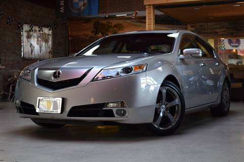2011 Acura TL for sale at Chicago Cars US in Summit IL
