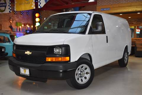2010 Chevrolet Express Cargo for sale in Summit, IL