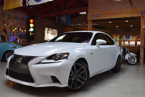 2015 Lexus IS 250 for sale at Chicago Cars US in Summit IL