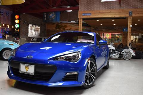 2015 Subaru BRZ for sale at Chicago Cars US in Summit IL