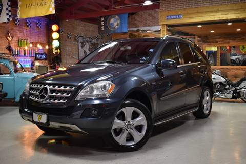 2011 Mercedes-Benz M-Class for sale at Chicago Cars US in Summit IL