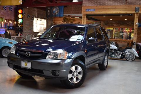 2003 Mazda Tribute for sale at Chicago Cars US in Summit IL