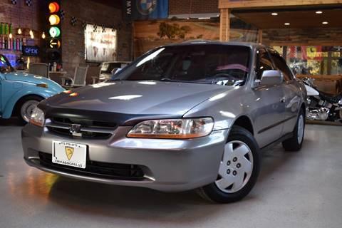 2000 Honda Accord for sale in Summit, IL